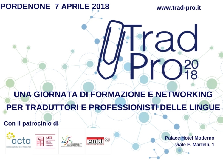 Volantino TradPro2018
